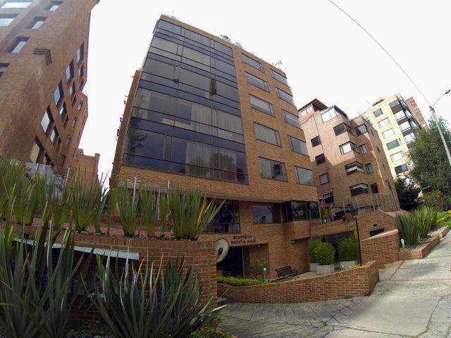 Apartamento Bogota D.C.>Bogota>La Carolina - Arriendo:5.200.000 Pesos - codigo: 18-40