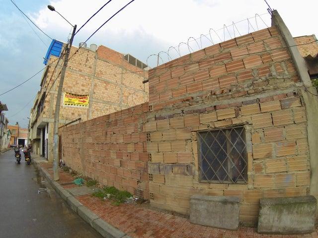 Terreno Bogota D.C.>Bogota>Villa Gloria Suba - Venta:440.000.000 Pesos - codigo: 18-74