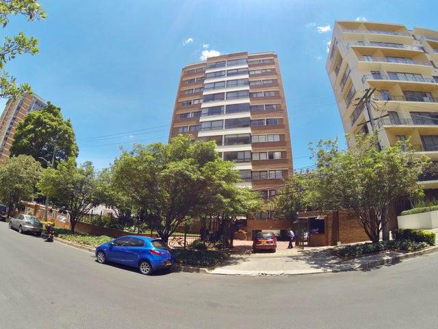 Apartamento Bogota D.C.>Bogota>El Nogal - Venta:1.600.000.000 Pesos - codigo: 18-82