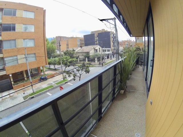 Apartamento Bogota D.C.>Bogota>Santa Paula - Venta:835.000.000 Pesos - codigo: 18-148