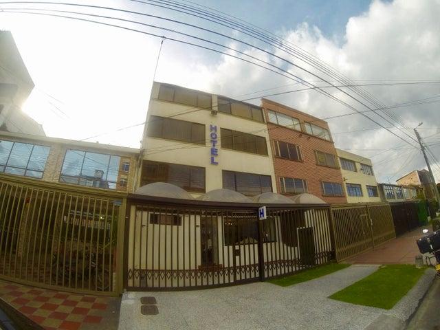 Edificio Bogota D.C.>Bogota>Teusaquillo - Venta:2.400.000.000 Pesos - codigo: 18-156