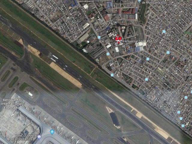 Terreno Bogota D.C.>Bogota>Villa Gladys - Venta:1.250.000.000 Pesos - codigo: 18-199