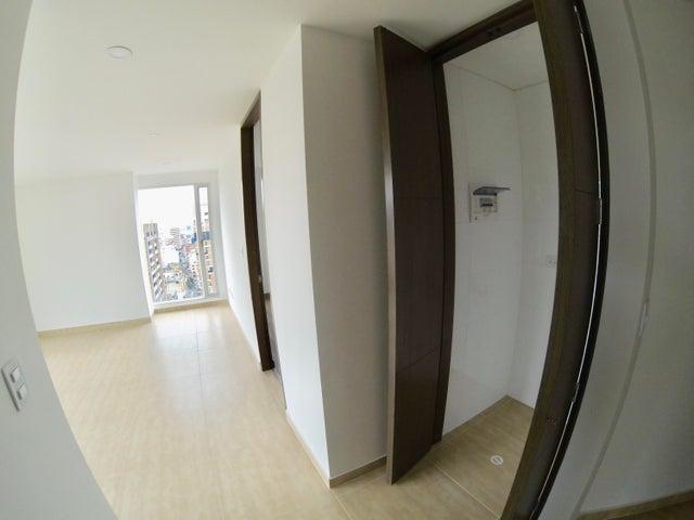 Apartamento Bogota D.C.>Bogota>Las Nieves - Venta:405.500.000 Pesos - codigo: 18-220