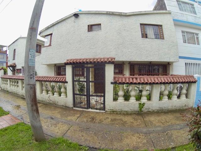 Casa Bogota D.C.>Bogota>La Clarita - Venta:580.000.000 Pesos - codigo: 18-274