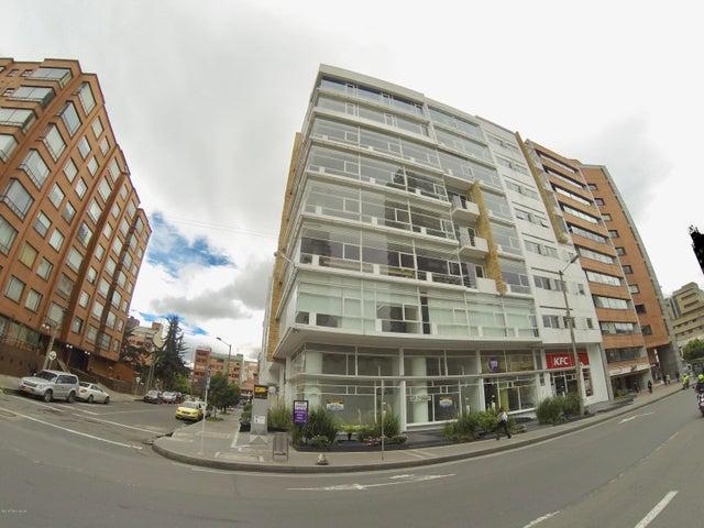Oficina Bogota D.C.>Bogota>Chapinero Norte - Venta:2.205.000.000 Pesos - codigo: 18-385