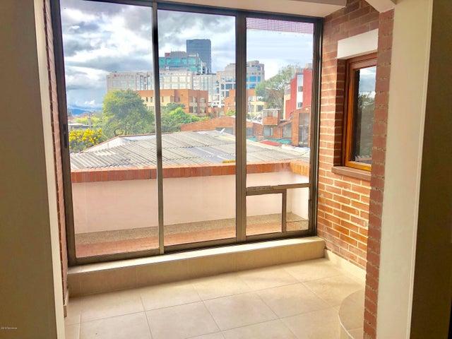 Apartamento Bogota D.C.>Bogota>Santa Ana Occidental - Venta:350.000.000 Pesos - codigo: 18-384