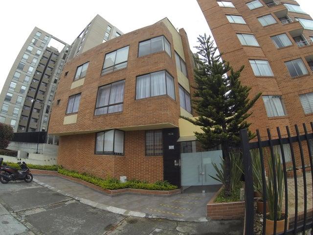 Apartamento Bogota D.C.>Bogota>Cedro Salazar - Venta:230.000.000 Pesos - codigo: 18-440