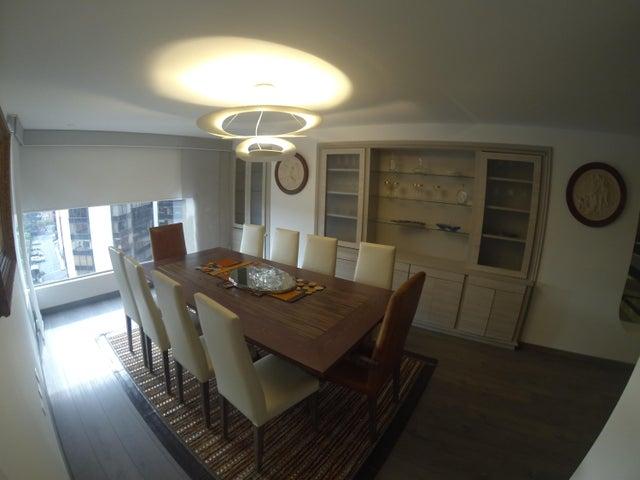 Apartamento Bogota D.C.>Bogota>La Carolina - Arriendo:5.500.000 Pesos - codigo: 18-450