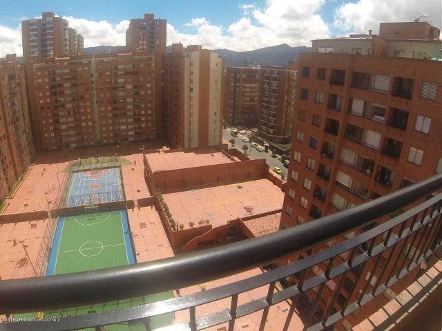 Apartamento Bogota D.C.>Bogota>Lagos de Cordoba - Venta:800.000.000 Pesos - codigo: 18-525