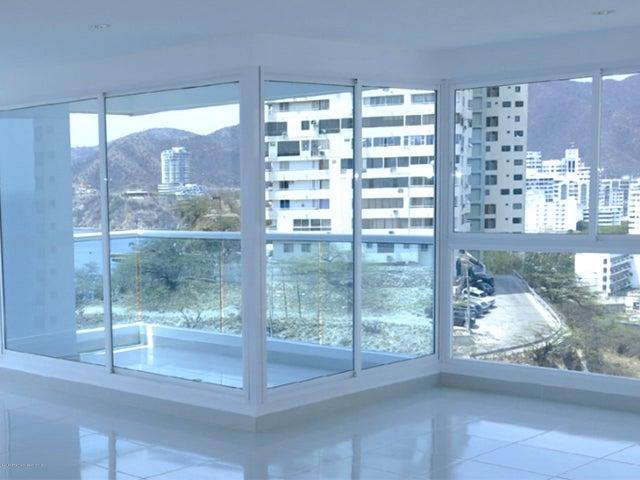 Apartamento Magdalena>Santa Marta>Rodadero - Venta:330.500.000 Pesos - codigo: 18-514