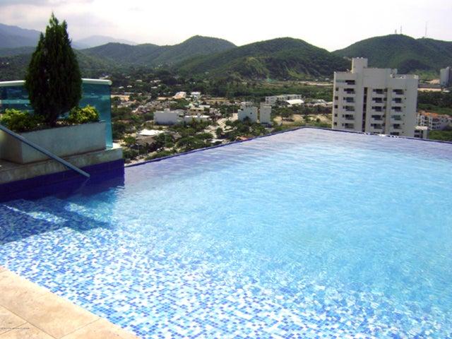 Apartamento Magdalena>Santa Marta>Rodadero - Venta:348.500.000 Pesos - codigo: 18-516
