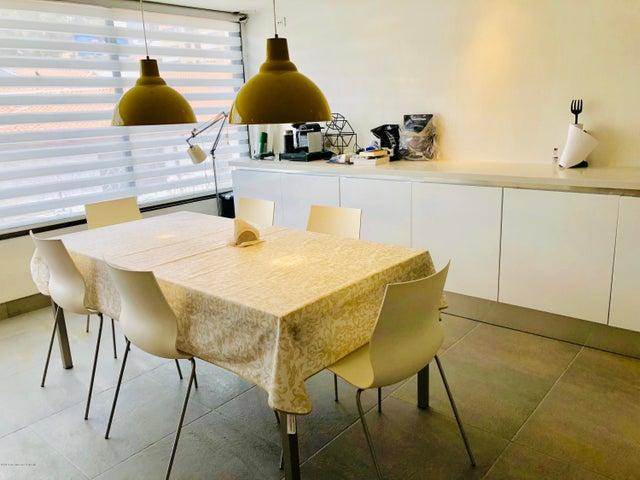 Apartamento Bogota D.C.>Bogota>Chico Norte - Arriendo:3.600.000 Pesos - codigo: 18-557