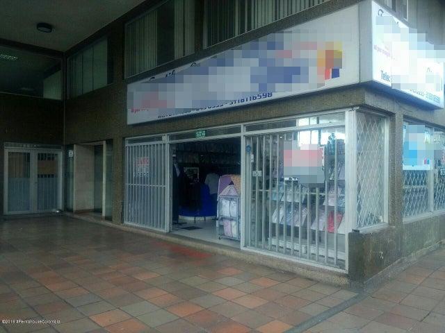 Local Comercial Bogota D.C.>Bogota>Las Nieves - Venta:345.000.000 Pesos - codigo: 18-600