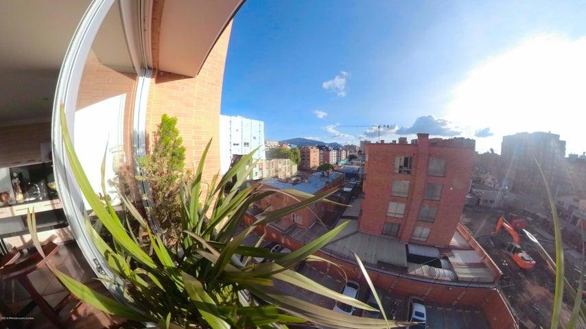 Apartamento Bogota D.C.>Bogota>Cedritos - Venta:550.000.000 Pesos - codigo: 18-615