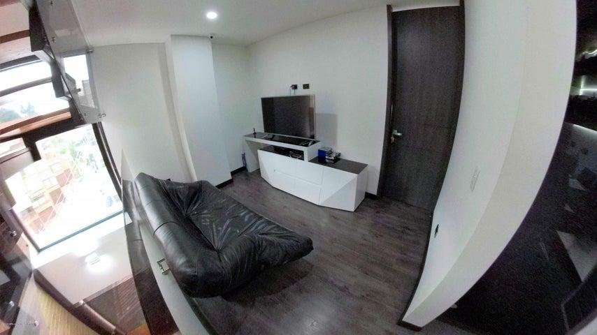 Apartamento Bogota D.C.>Bogota>Chapinero Alto - Venta:2.300.000.000 Pesos - codigo: 18-695