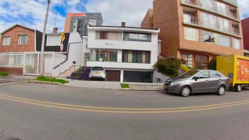 Casa Bogota D.C.>Bogota>Santa Barbara - Arriendo:6.500.000 Pesos - codigo: 19-11