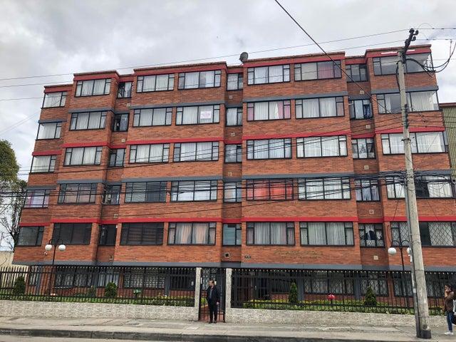 Apartamento Bogota D.C.>Bogota>Sosiego - Venta:187.000.000 Pesos - codigo: 19-19