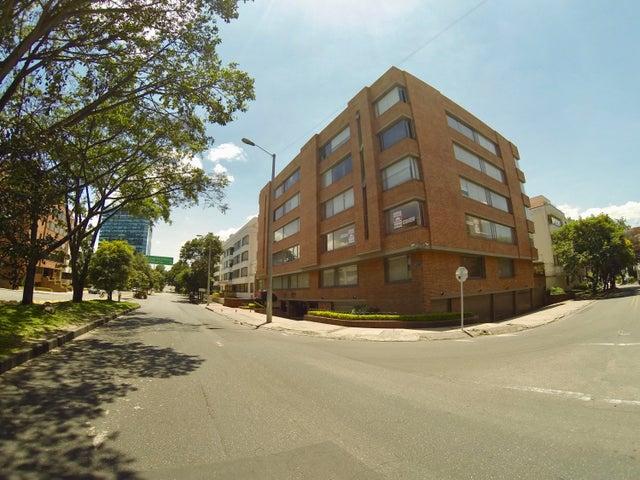 Apartamento Bogota D.C.>Bogota>Santa Ana - Venta:430.000.000 Pesos - codigo: 19-34