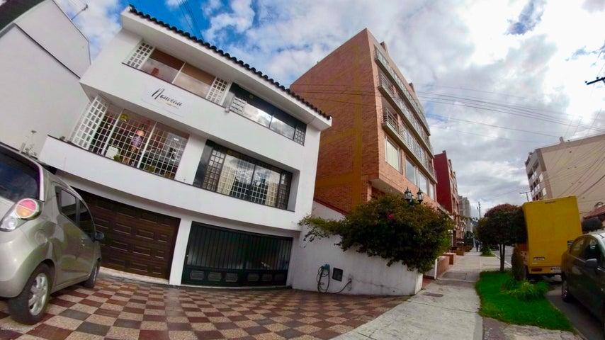 Casa Bogota D.C.>Bogota>Santa Barbara - Venta:1.200.000.000 Pesos - codigo: 19-49