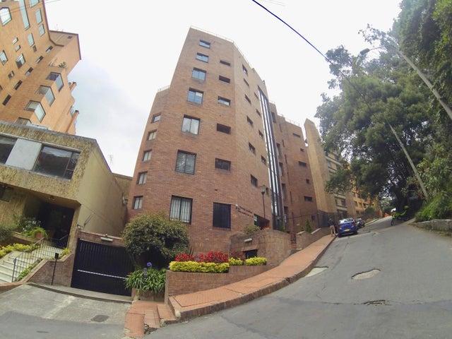 Apartamento Bogota D.C.>Bogota>Los Rosales - Venta:2.400.000.000 Pesos - codigo: 19-53