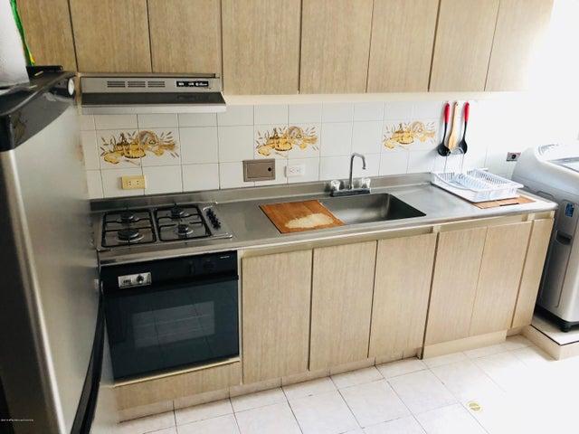 Apartamento Bogota D.C.>Bogota>Rincon del Chico - Venta:520.000.000 Pesos - codigo: 19-63