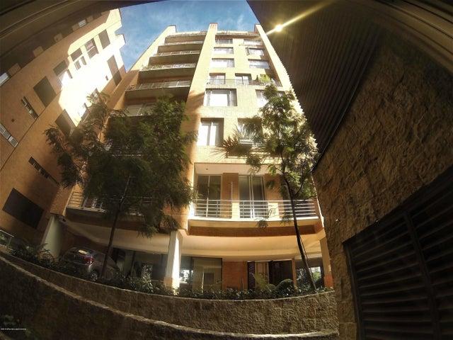 Apartamento Bogota D.C.>Bogota>Chapinero Alto - Venta:580.000.000 Pesos - codigo: 19-89