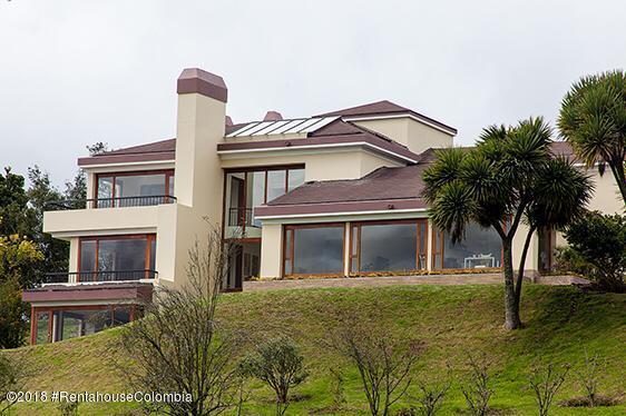 Casa Cundinamarca>Chia>Yerbabuena - Arriendo:9.000.000 Pesos - codigo: 19-92