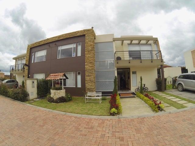 Casa Cundinamarca>Chia>Camino la floresta - Venta:740.000.000 Pesos - codigo: 19-178