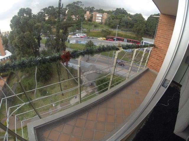 Apartamento Bogota D.C.>Bogota>Gratamira - Venta:600.000.000 Pesos - codigo: 19-242