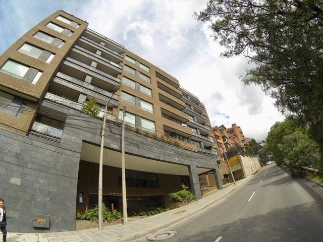 Apartamento Bogota D.C.>Bogota>Los Rosales - Venta:830.000.000 Pesos - codigo: 19-302