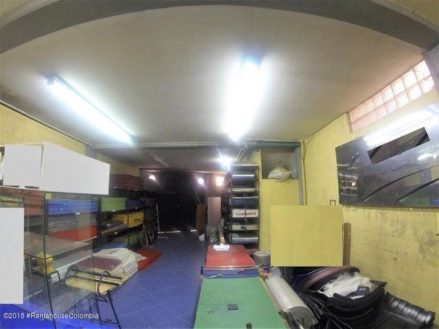 Edificio Bogota D.C.>Bogota>Guadual Fontibon - Venta:650.000.000 Pesos - codigo: 19-318