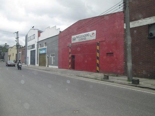 Bodega Bogota D.C.>Bogota>Puente Aranda - Venta:2.880.120.000 Pesos - codigo: 19-323