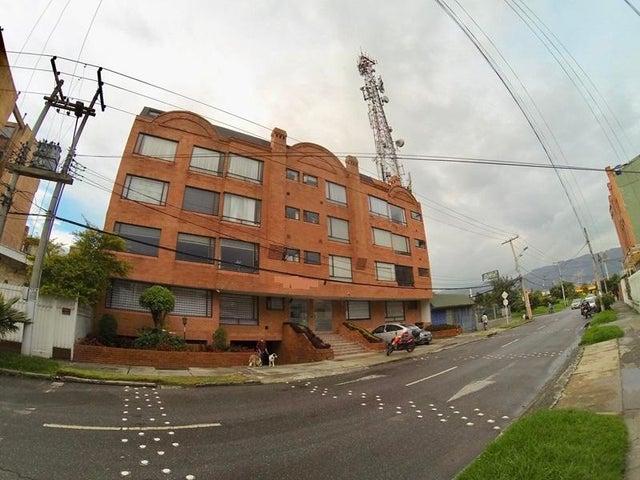 Apartamento Bogota D.C.>Bogota>Batan - Venta:535.000.000 Pesos - codigo: 19-327