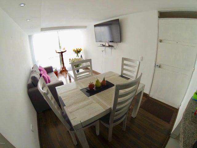 Apartamento Bogota D.C.>Bogota>La Felicidad - Venta:290.000.000 Pesos - codigo: 19-331
