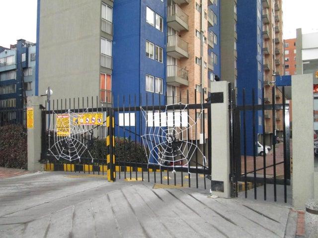 Apartamento Bogota D.C.>Bogota>Castilla - Venta:190.000.000 Pesos - codigo: 19-337