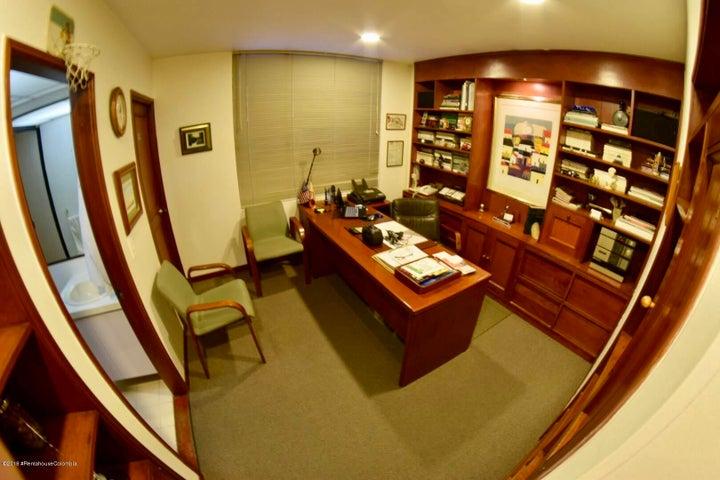 Consultorio Bogota D.C.>Bogota>Santa Barbara - Venta:1.050.000.000 Pesos - codigo: 19-339