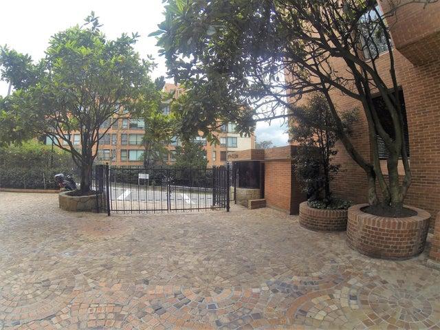 Apartamento Bogota D.C.>Bogota>Los Rosales - Arriendo:7.000.000 Pesos - codigo: 19-396