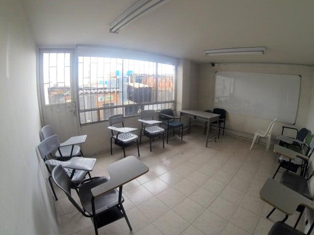Edificio Bogota D.C.>Bogota>Chapinero Central - Arriendo:22.000.000 Pesos - codigo: 19-400