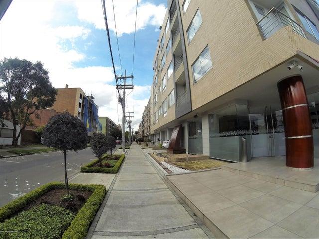Apartamento Bogota D.C.>Bogota>Nueva Autopista - Venta:760.000.000 Pesos - codigo: 19-403