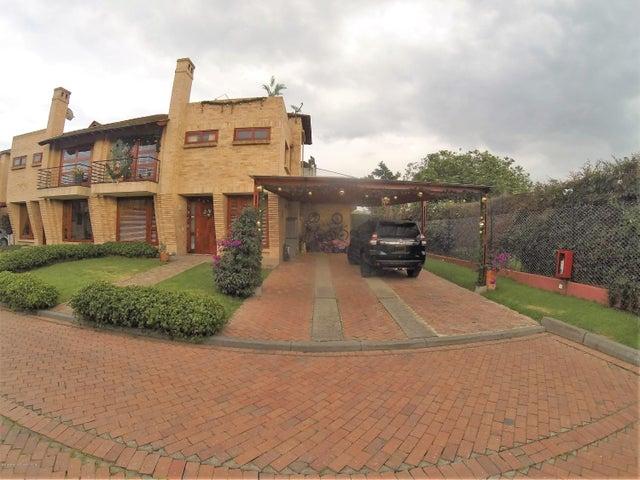 Casa Cundinamarca>Chia>La Balsa - Venta:980.000.000 Pesos - codigo: 19-416