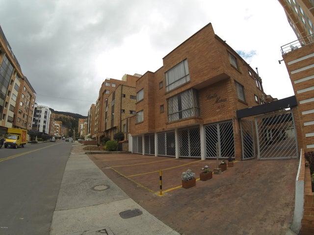 Apartamento Bogota D.C.>Bogota>Los Cedros Oriental - Venta:390.000.000 Pesos - codigo: 19-444