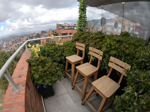 Apartamento Bogota D.C.>Bogota>Chapinero Alto - Venta:800.000.000 Pesos - codigo: 19-473