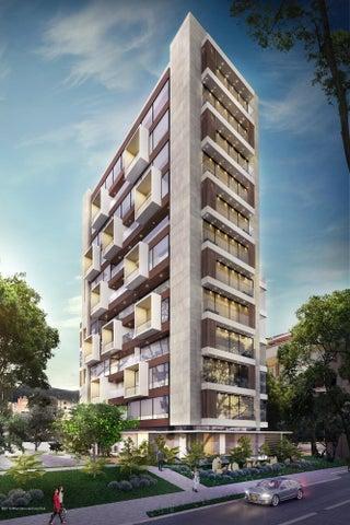 Apartamento Bogota D.C.>Bogota>Chico Norte - Venta:3.493.125.000 Pesos - codigo: 19-504