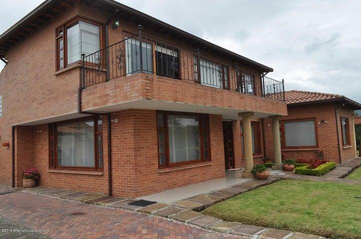 Casa Cundinamarca>Chia>Vereda Bojaca - Arriendo:6.000.000 Pesos - codigo: 19-507