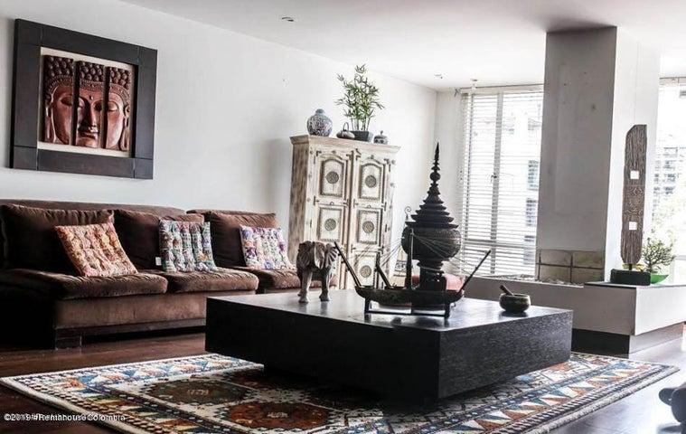 Apartamento Bogota D.C.>Bogota>Santa Paula - Venta:1.170.000.000 Pesos - codigo: 19-509
