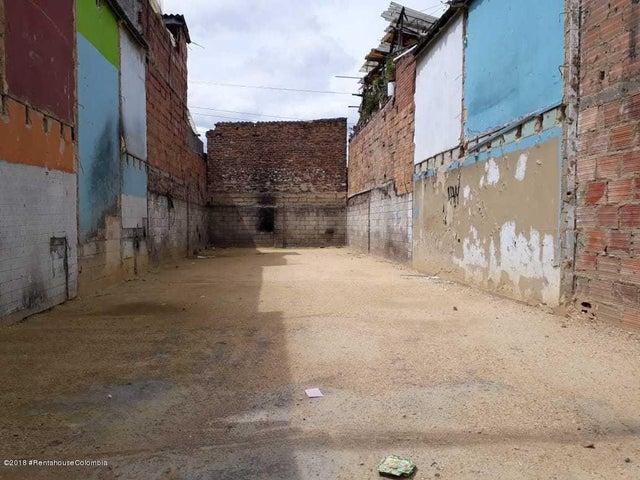 Terreno Bogota D.C.>Bogota>Kennedy - Venta:460.000.000 Pesos - codigo: 19-520