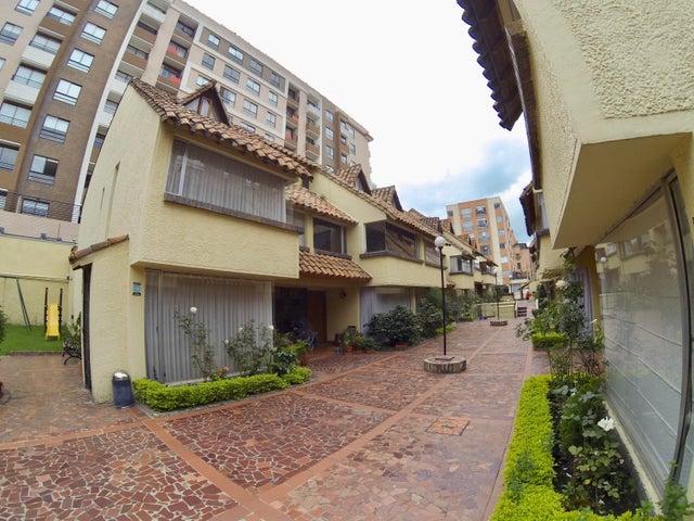 Casa Bogota D.C.>Bogota>Cedritos - Venta:610.000.000 Pesos - codigo: 19-620