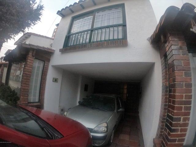 Casa Bogota D.C.>Bogota>Cedritos - Venta:750.000.000 Pesos - codigo: 19-669