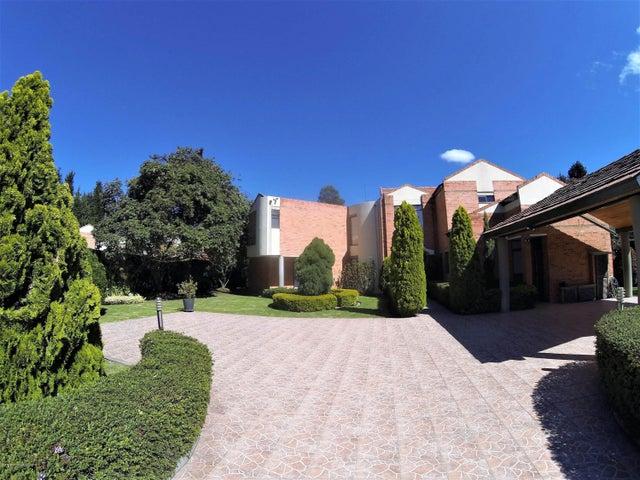 Casa Bogota D.C.>Bogota>Guaymaral - Venta:1.700.000.000 Pesos - codigo: 19-102