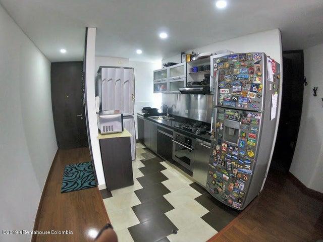 Apartamento Bogota D.C.>Bogota>Lisboa - Venta:310.000.000 Pesos - codigo: 19-289